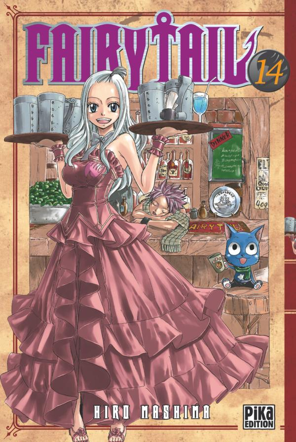 Fairy Tail T14