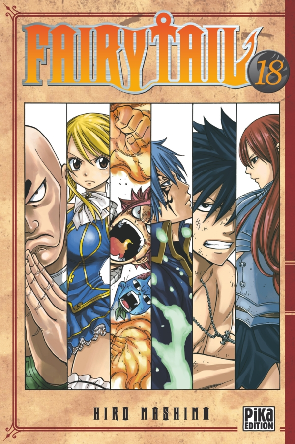 Fairy Tail T18