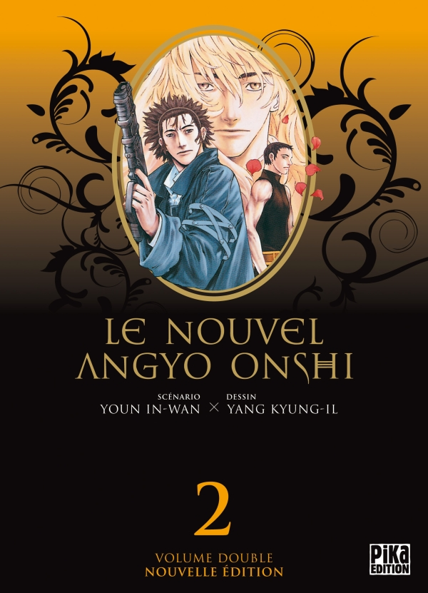 Le Nouvel Angyo Onshi T03 & T04