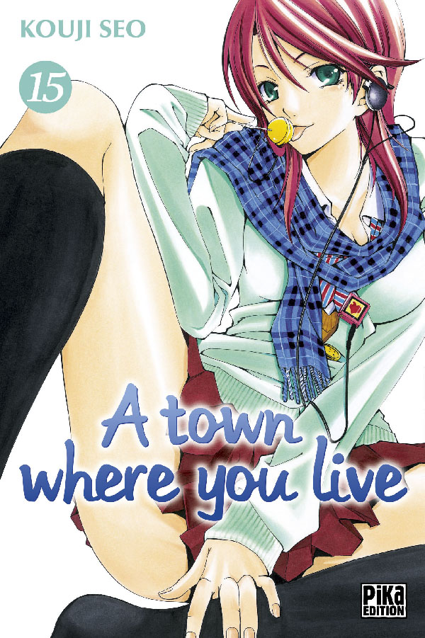 A town where you live T15