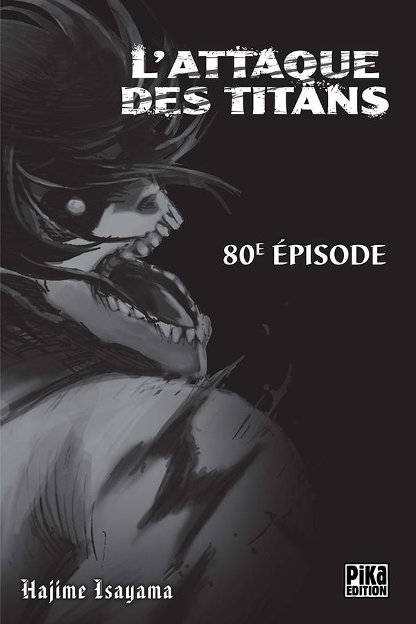 L'Attaque des Titans Chapitre 80
