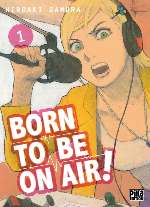 Born to be on air! T01