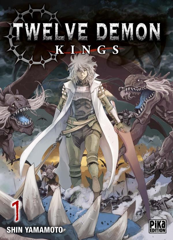 Twelve Demon Kings T01
