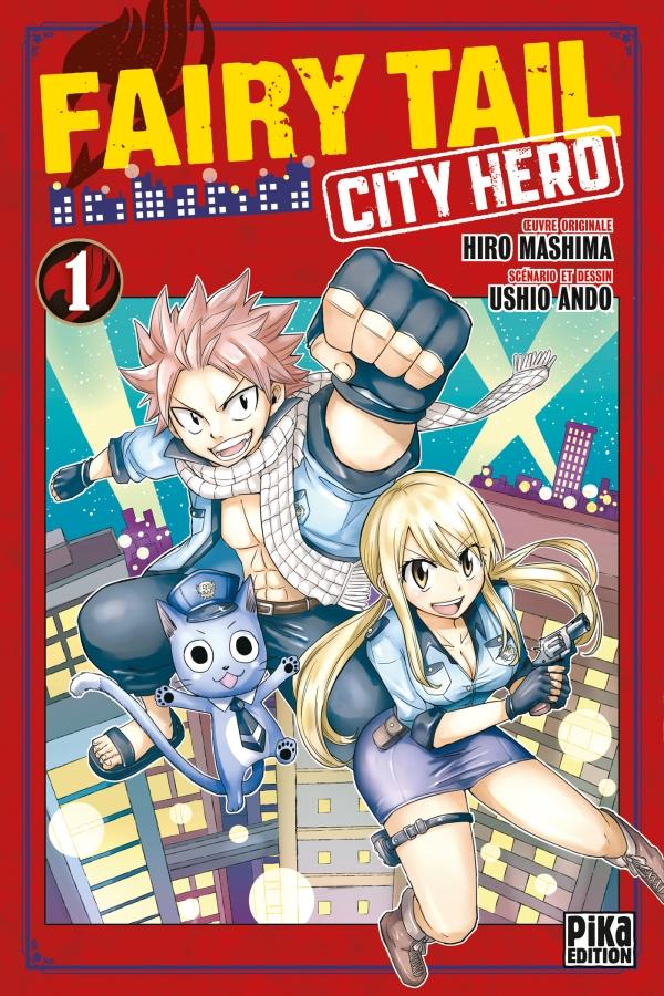 Fairy Tail - City Hero T01