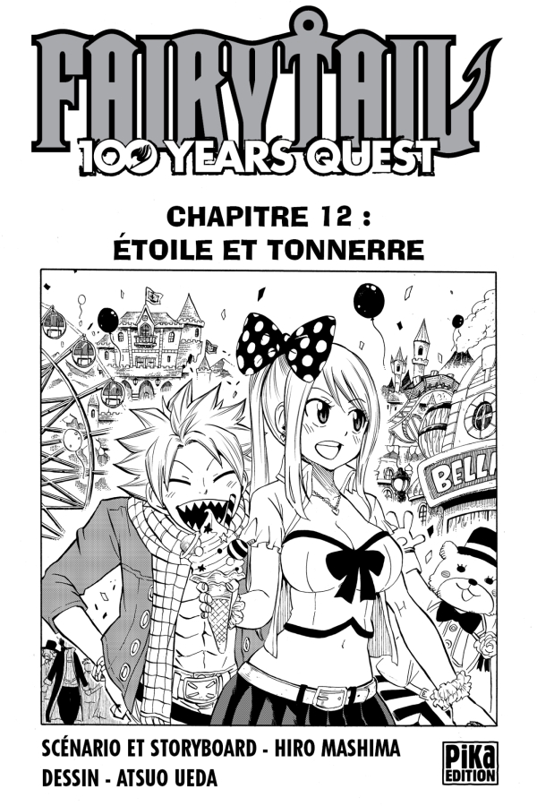 Fairy Tail - 100 Years Quest Chapitre 012