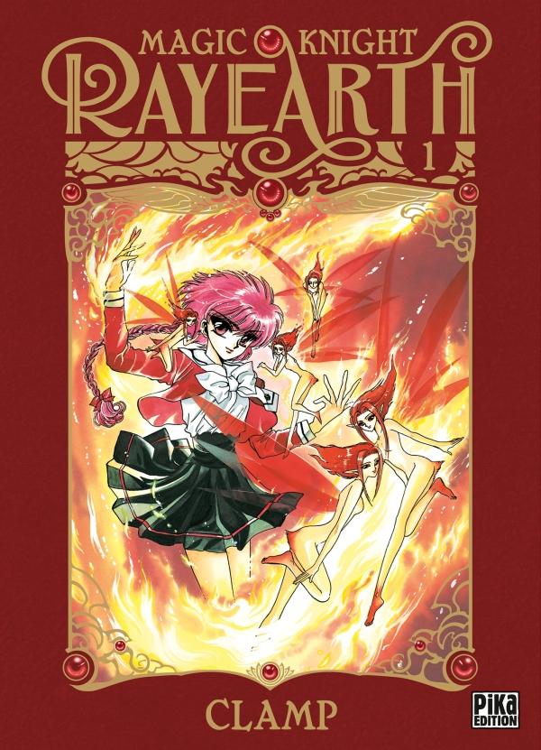 Magic Knight Rayearth T01