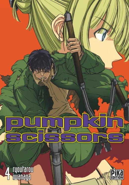 Pumpkin Scissors T04