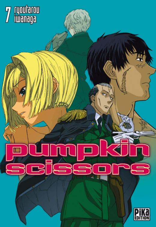Pumpkin Scissors T07
