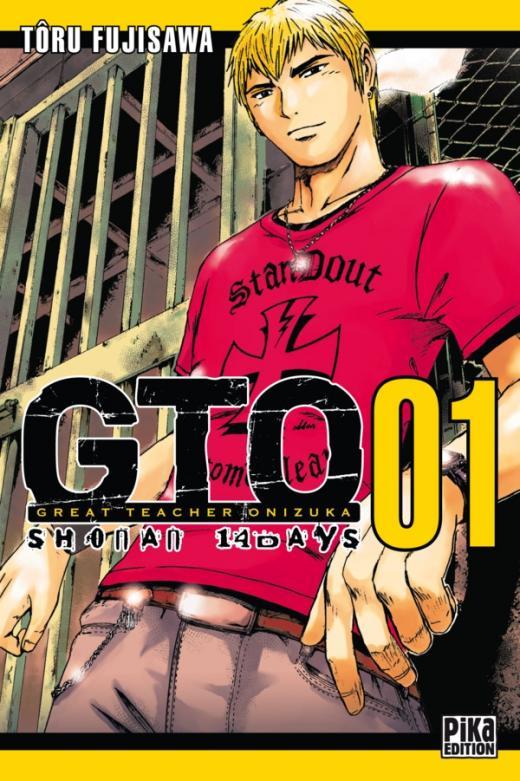 GTO Shonan 14 Days T01