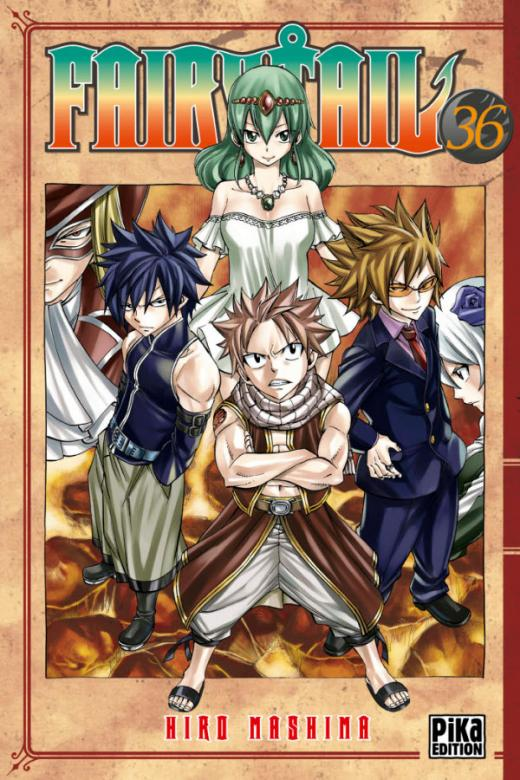 Fairy Tail T36