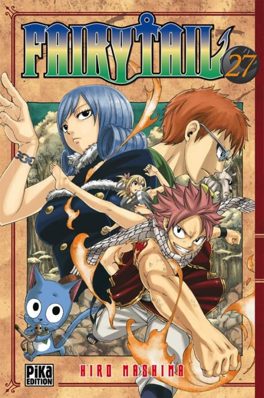 Fairy Tail T27
