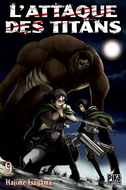 L'Attaque des Titans T09