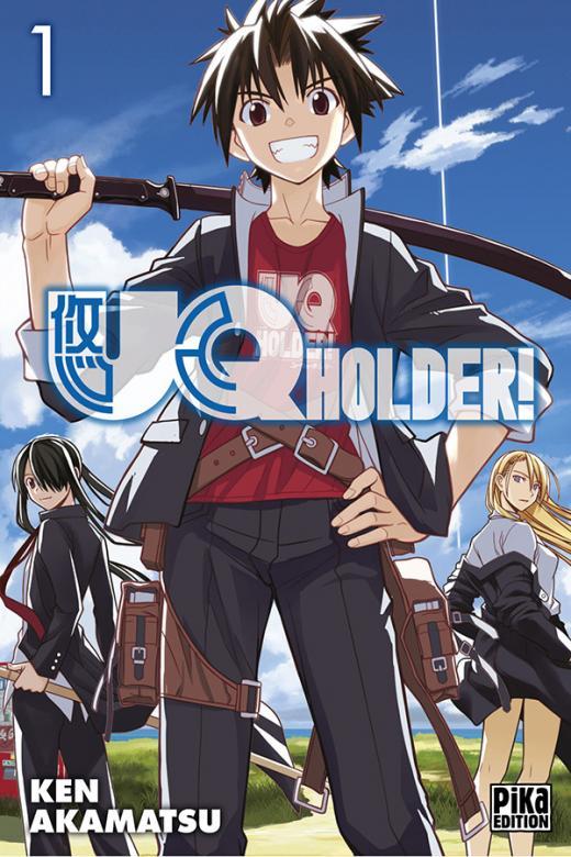 UQ Holder! T01