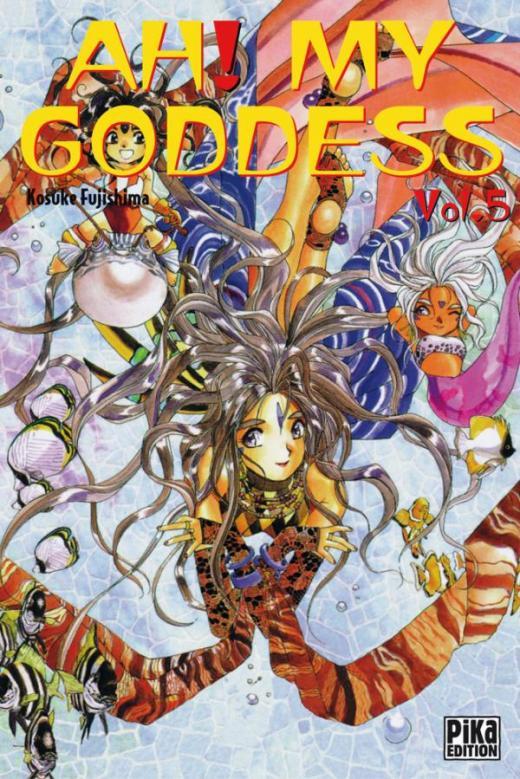 Ah! My Goddess T05