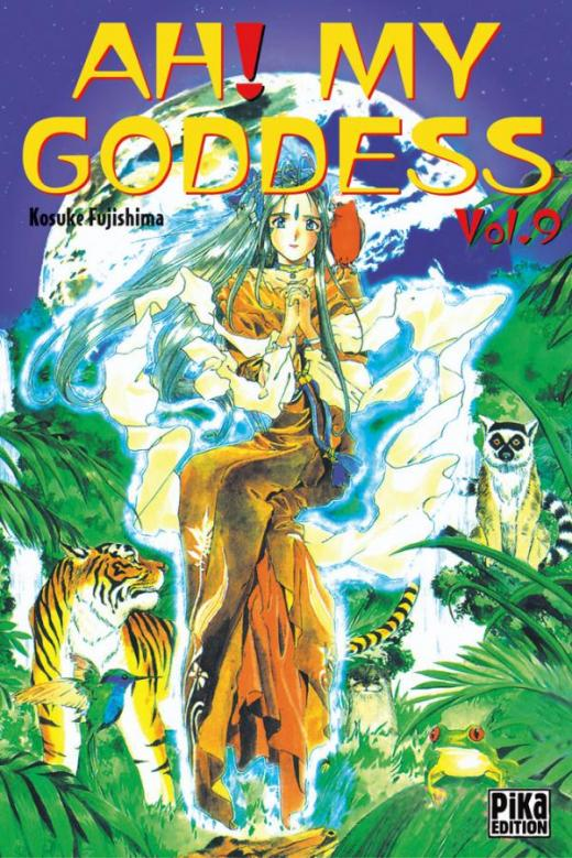 Ah! My Goddess T09
