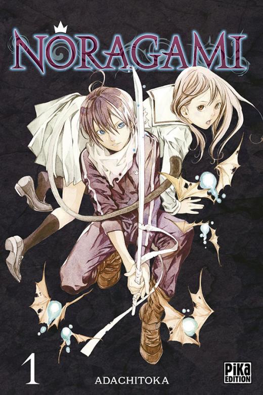 Noragami T01