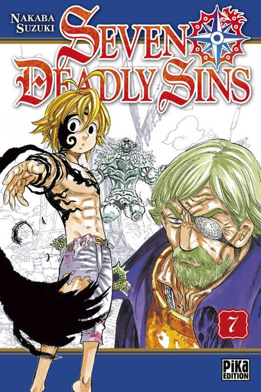 Seven Deadly Sins T07