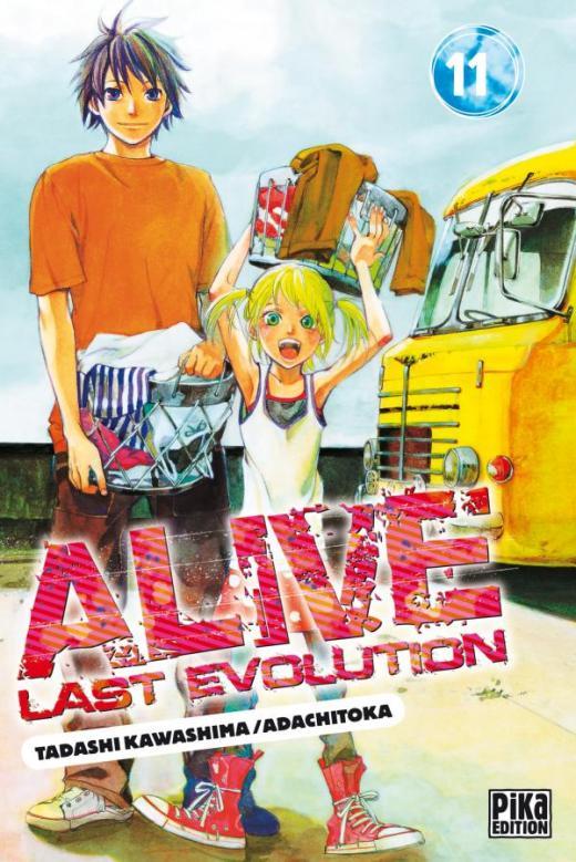 Alive T11