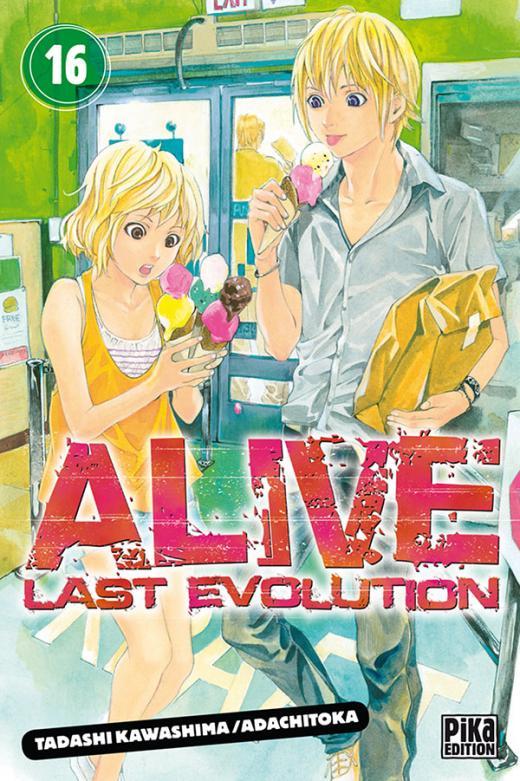 Alive T16