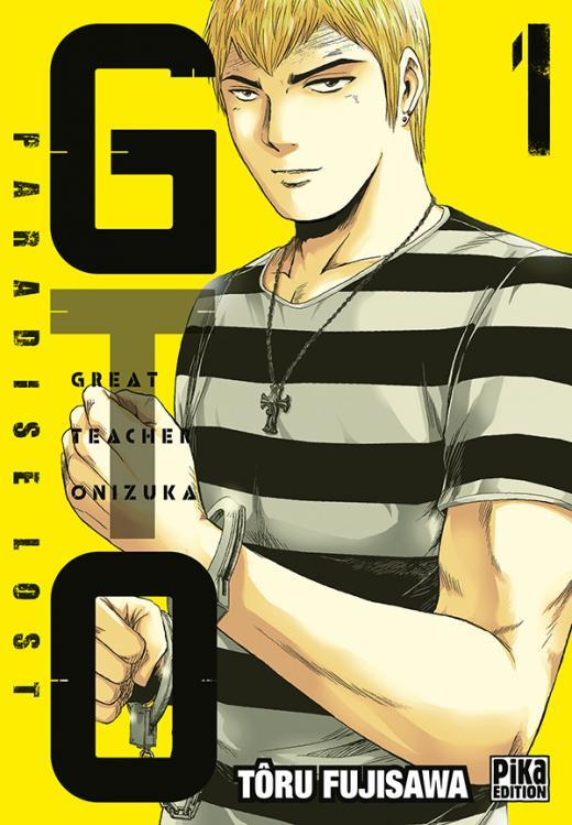 GTO Paradise Lost T01