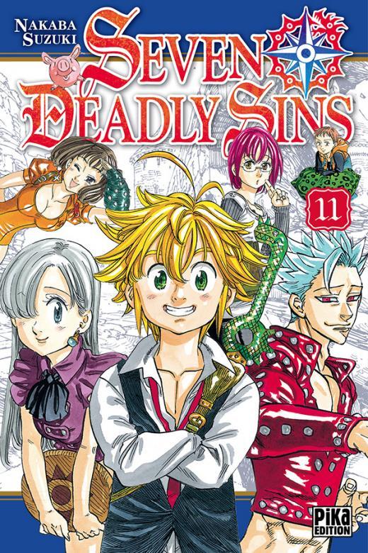 Seven Deadly Sins T11