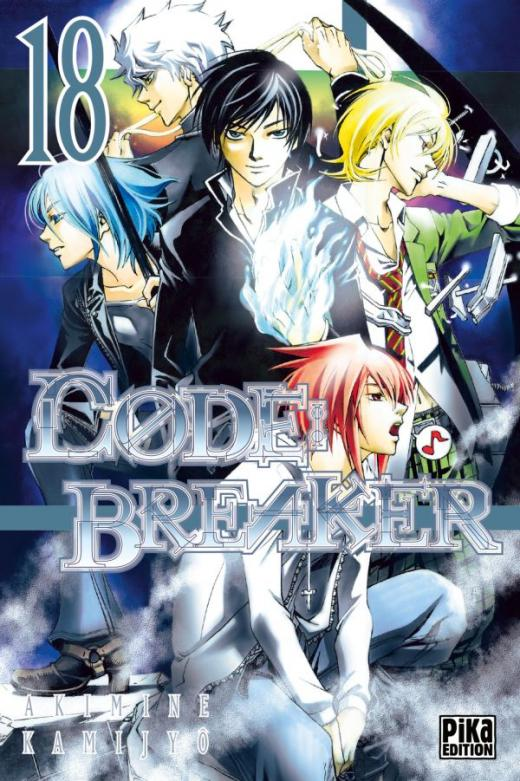 Code:Breaker T18