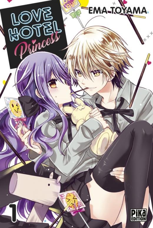 Love Hotel Princess T01