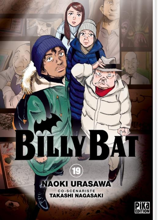 Billy Bat T19