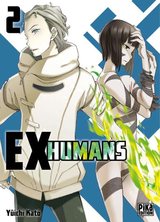 Ex-Humans T02