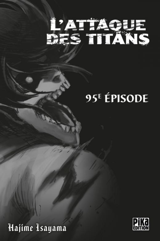 L'Attaque des Titans Chapitre 95