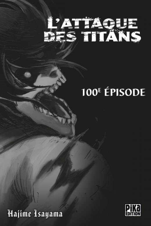 L'Attaque des Titans Chapitre 100