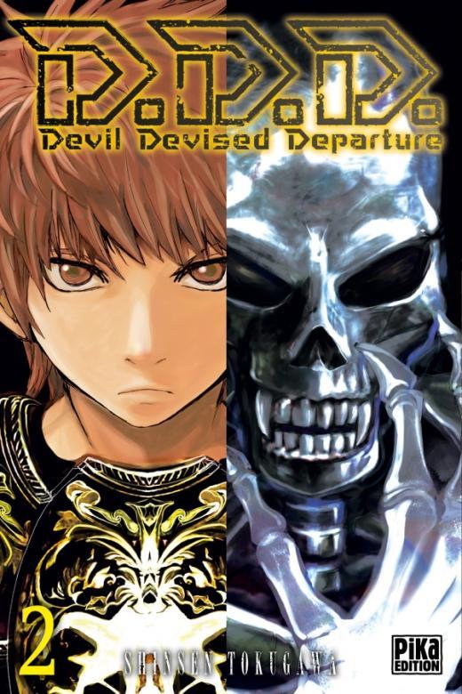 Devil Devised Departure T02
