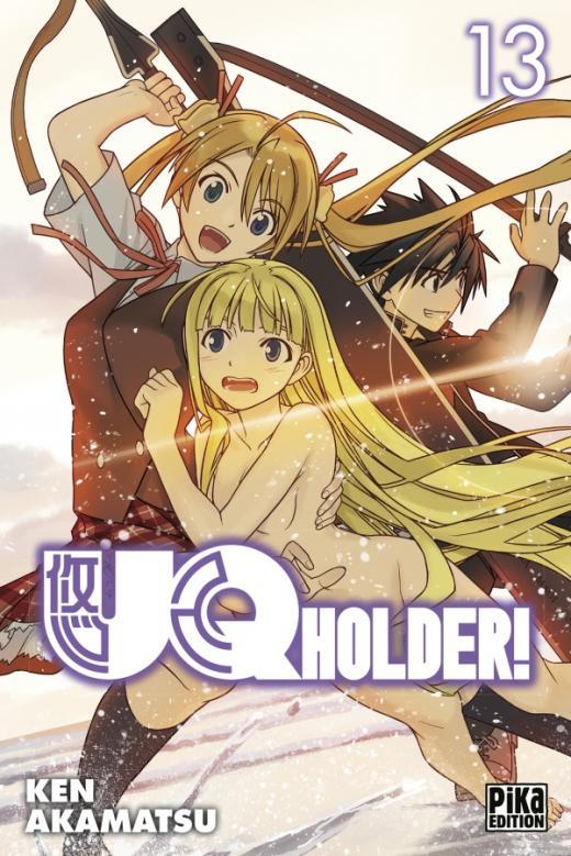 UQ Holder! T13