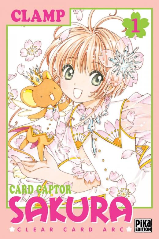 Card Captor Sakura - Clear Card Arc T01