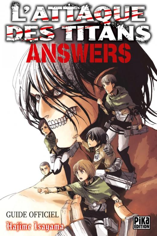 L'Attaque des Titans -  Answers