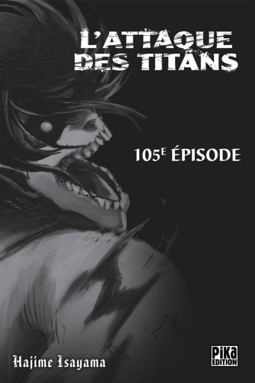 L'Attaque des Titans Chapitre 105