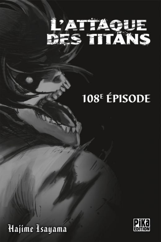 L'Attaque des Titans Chapitre 108