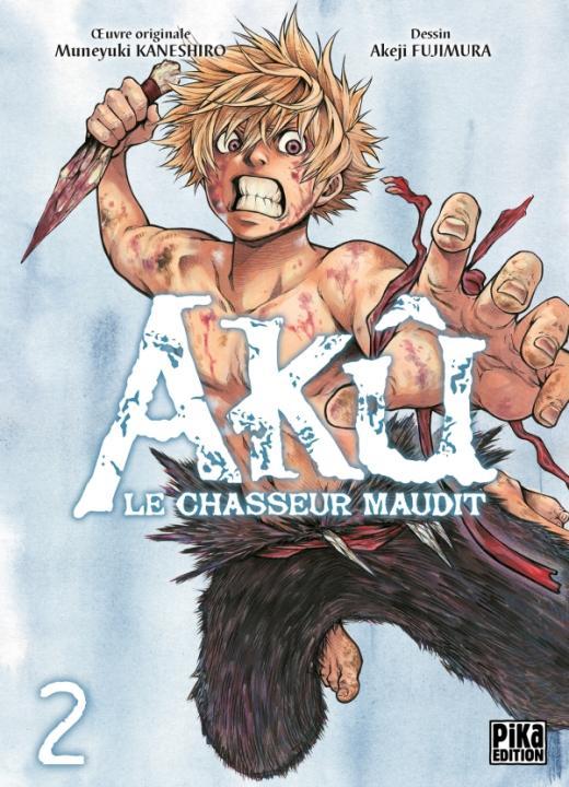 Akû, le chasseur maudit T02