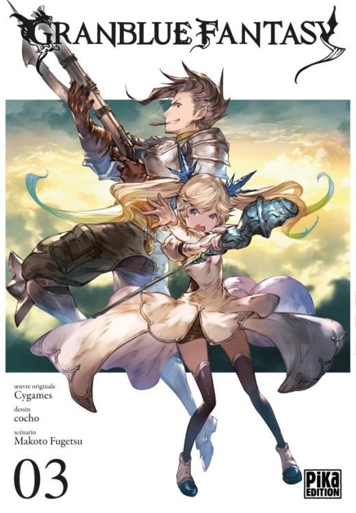 Granblue Fantasy T03