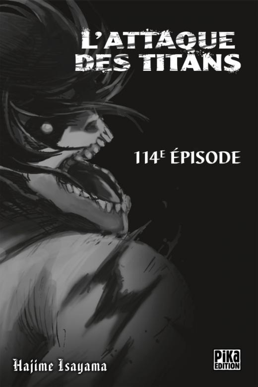 L'Attaque des Titans Chapitre 114