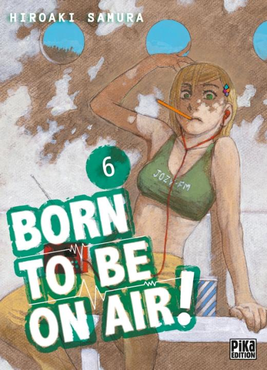 Born to be on air! T06