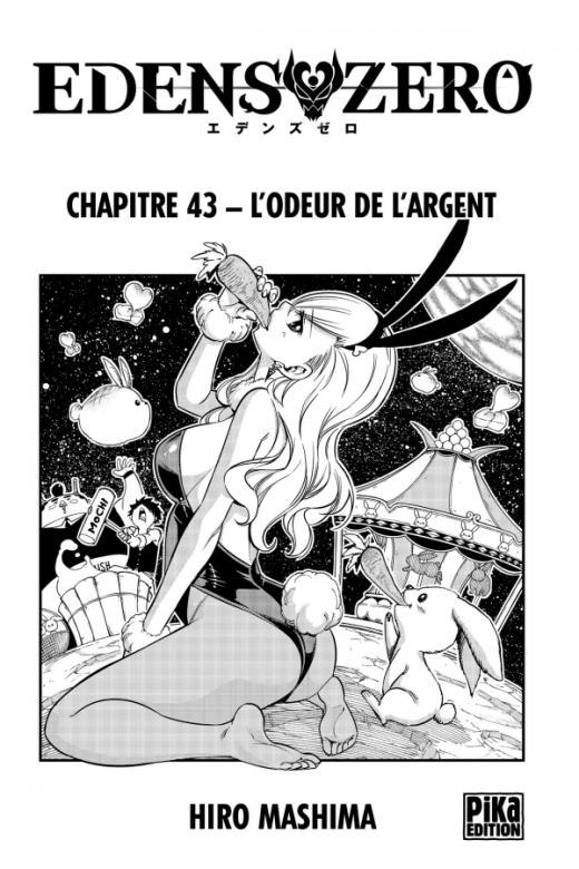 Edens Zero Chapitre 043