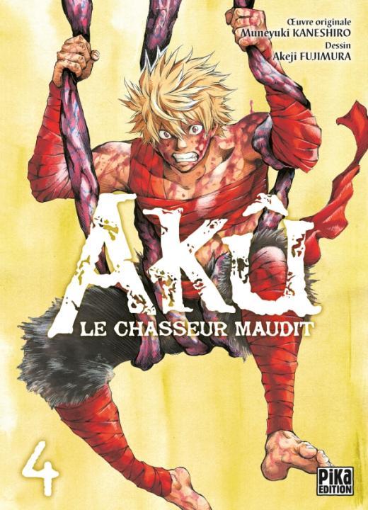 Akû, le chasseur maudit T04