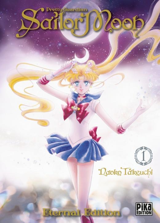 Sailor Moon Eternal Edition T01