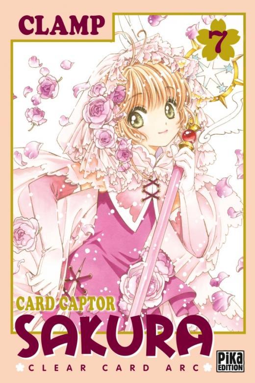 Card Captor Sakura - Clear Card Arc T07
