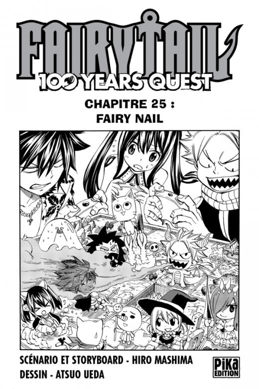 Fairy Tail - 100 Years Quest Chapitre 025
