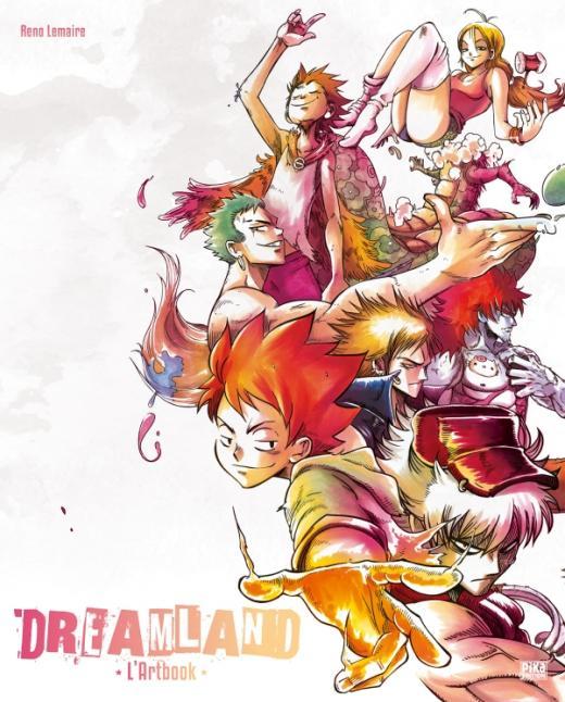 Dreamland L'Artbook