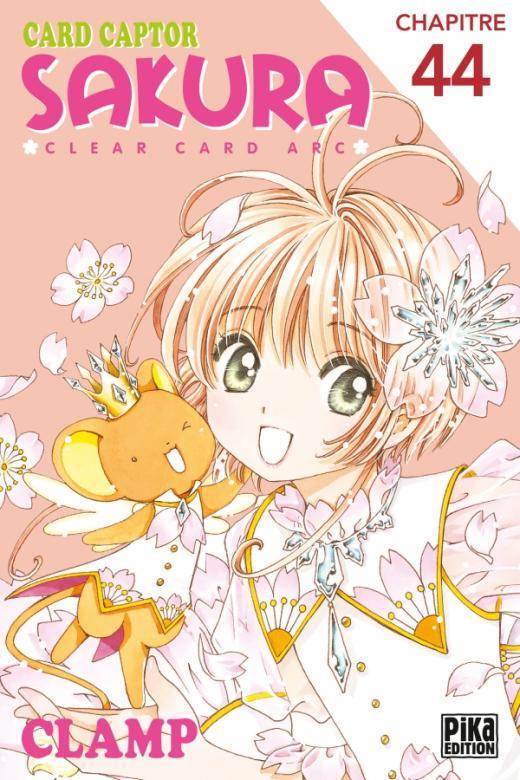 Card Captor Sakura - Clear Card Arc Chapitre 44
