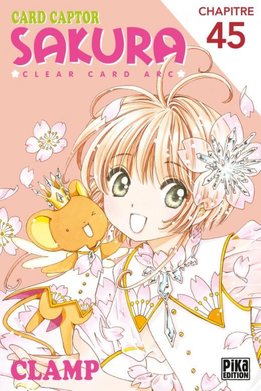 Card Captor Sakura - Clear Card Arc Chapitre 45