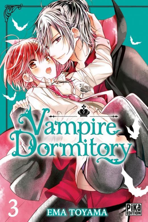 Vampire Dormitory T03